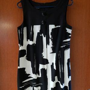 Sleeveless AB Studio dress